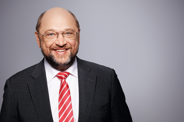 Martin Schulz Martin Schulz – Bundeskanzlerkandidat