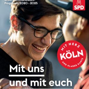 Kommunalwahlprogramm der KölnSPD